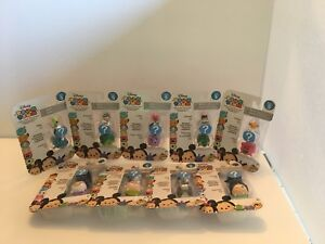 Tsum Tsum Mystery Pack Collection (9pcs) Rare Items