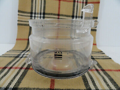 Dyson DC16 Animal Handheld Vacuum Dust Bin Canister Clear Plastic -