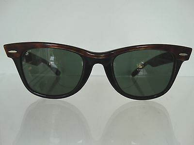 Vintage Ray-Ban Wayfarer Sonnenbrille sunglasses Bausch&Lomb USA