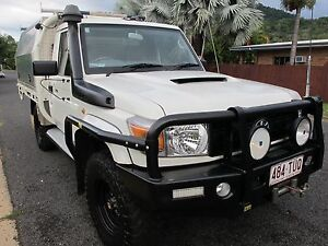 2012 Toyota LandCruiser Ute Freshwater Cairns City Preview
