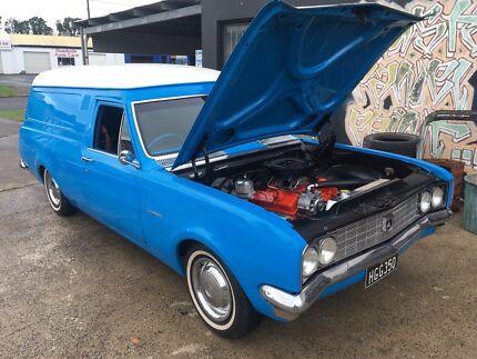 Holden Hg Genuine Windowless Panelvan