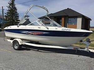 Bayliner 185 4.3L **wakebord**