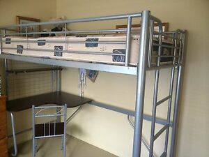 Bunk bed with desk Forest Lake Brisbane South West Preview
