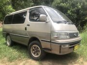 Toyota Hiace Super Custom 4wd 4x4 Camper Campervan Turbo Diesel Bellingen Bellingen Area Preview