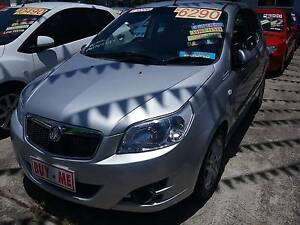 2010 Holden Barina Hatchback 4cly EFI manual ecomony. Biggera Waters Gold Coast City Preview