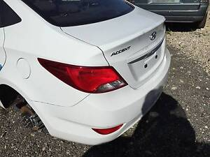 WRECKING 2016 MODEL HYUNDAI ACCENT MINUS BOX ND MOTOR Willawong Brisbane South West Preview