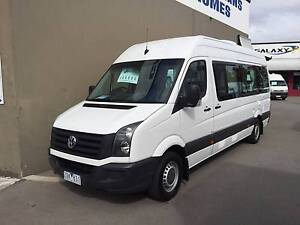 KB CAMPERS 2012 Volkswagon CRAFTER 2 BERTH AUTO DIESEL Wangara Wanneroo Area Preview