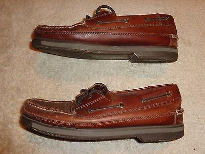 West Marine Brown Shoes Mens Size 10 M