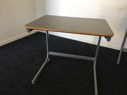 Retro Laminex World Map Children S Desks X 2 Desks Gumtree