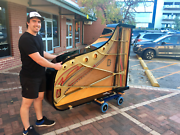 Piano movers piano tuner pianola moving Seville Grove Armadale Area Preview