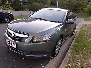2009 Holden Cruze CD Sedan Auto 132000kms 6sp 1.8l Taringa Brisbane South West Preview