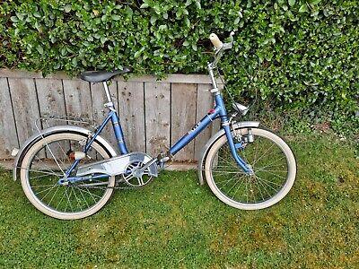 Ladies Folding Bike 1970s