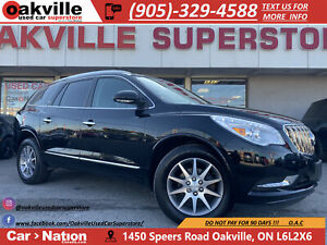 2016 Buick Enclave LEATHER | PANO ROOF | NAVI | B/U CAM