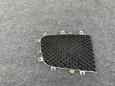 BENTLEY CONTINENTAL GT (04-10) FRONT RIGHT HOOD BUMPER GRILL MESH INSERT OEM