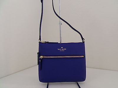 NWT AUTHENTIC KATE SPADE NEW YORK CEDAR STREET TENLEY LEATHER CROSSBODY-$178