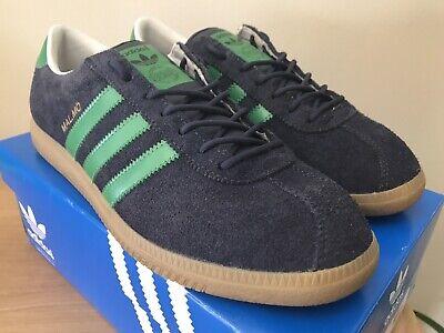 Rare Deadstock Adidas Malmo UK8.5 OG Box