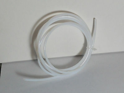 2m 3d Printer Teflon Ptfe Tubing 1.75 Mm Filament Id Of 2mm Od Of 4mm Rep Rap