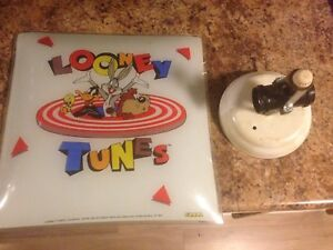 Looney tunes light shade and fixture