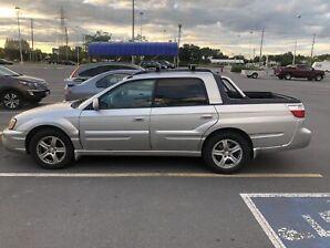 Subaru Baja CAR now In Ottawa, first $4000 takes it