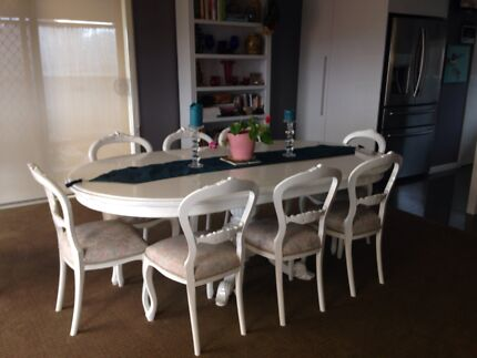 8 seat dining setting Grovedale Geelong City Preview