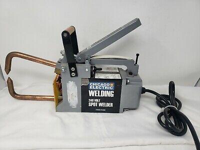 Chicago Electric Welding 240 Volt Spot Welder 61206