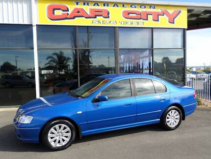 2006 Ford Fairmont Sedan Traralgon East Latrobe Valley Preview