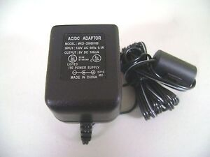 Stanton Final Scratch - Power Adapter - 120V AC -  6V DC