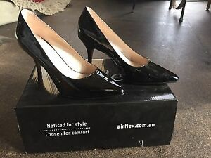 Classic Black Heels - Size 36 Sorell Sorell Area Preview