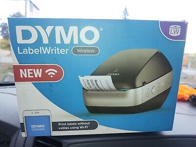 Dymo Labelwriter Direct Thermal Label Printer - Wireless