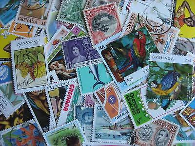 Internationals WW collection breakdown, Grenada 50 different