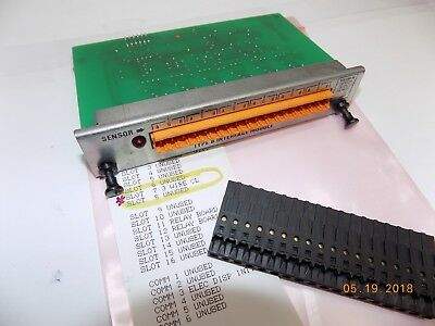 Veeder-root Tls-350 Type B Interface Module 330752-001 Gilbarco Wayne Tokheim