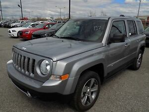 Jeep Patriot High Altitude 4X4 CUIR/TOIT