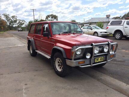 1989 Nissan Patrol diesel