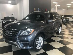 2015 Mercedes-Benz M-Class FULLY LOADED#100% APPROVAL