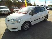 2007 Toyota Corolla HATCH AUTO $7990 St James Victoria Park Area Preview