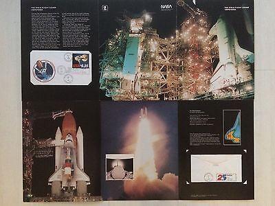 NASA Kennedy Space Center 1983 Flight Cover Anschaffungspreis 295,00 DM