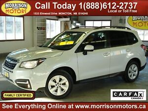 2017 Subaru Forester 2.5i Convenience Package AWD