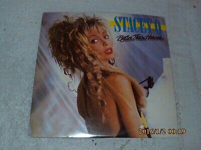 Better Than Heaven By Stacey Q (Vinyl 1986 Atlantic) Original Record