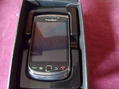 Blackberry Torch 9800 - 4 GB Ohne Simlock Top Zustand neuwertig 011 Blackberry