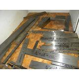 "A-2 Tool Steel Flat Ground 3/16"" x 1"" x 7"""