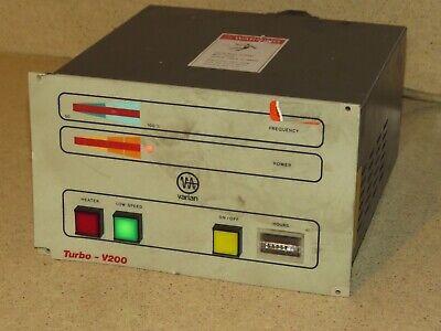 Varian Turbo - V200 Vacuum Pump Controller C
