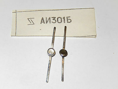 Ai301b Military Ga-as Switching Tunnel Diode.lot Of 10pcs.