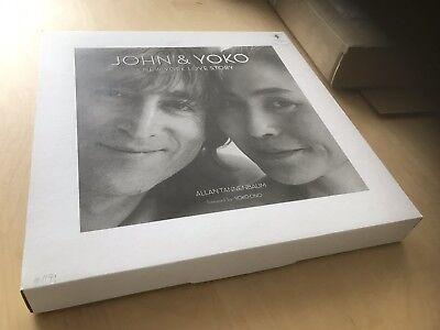 John And Yoko New York Love Story Allan Tannenbaum LIMITED SPECIAL EDITION