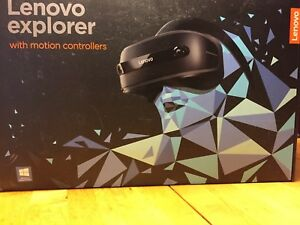 Lenovo Explorer Mixed Reality VR