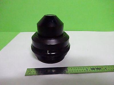 Microscope Part Nikon Condenser Optics As Is Binv7-02