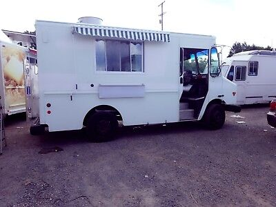 CUSTOM MADE FOOD TRUCK READY TO GO IN 1-2 WEEKS!