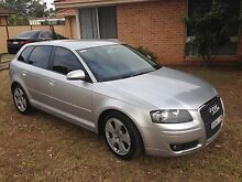 URGENT!! AUDI A3 2007 1.8T, AUTO, AIR, LOG BOOKS, SEP REGO, 2 KEYS Rooty Hill Blacktown Area Preview