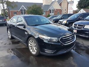 2016 FORD TAURUS LIMITED- POWER GLASS SUNROOF, NAVIGATION SYSTEM