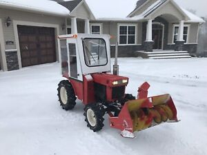 Diesel 4x4 Compact Tractor