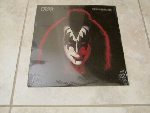 KISS SEALED ALBUM SOLO 1978 LP RECORD GENE SIMMONS STANLEY  FREHLEY CRISS - RARE